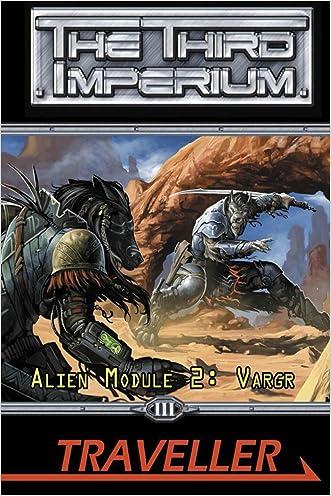 Traveller Alien Module 2: Vargr (The Third Imperium) (Traveller Sci-Fi Roleplaying)