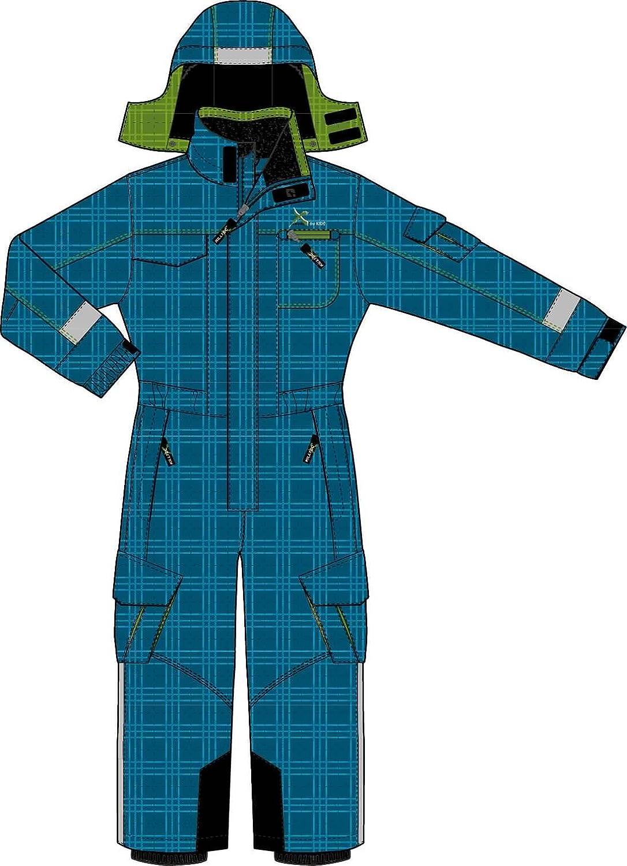 Killtec Kinder Ski-Overall Itsy Checker RESTPOSTEN günstig bestellen