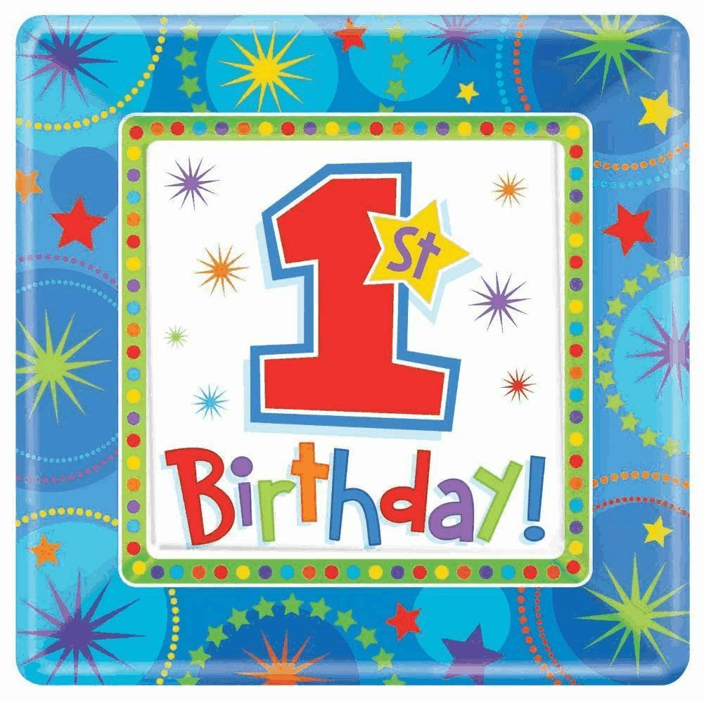 One-Derful Boy Birthday Party Supplies   Birthday Wikii