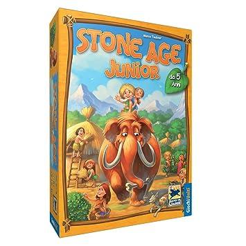GIOCHI UNITI Stone Age Junior - Jeux Société