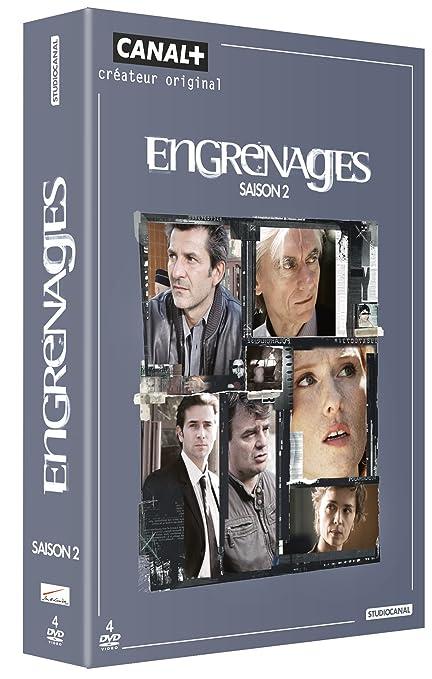 Engrenages : saison 2 : épisodes 1 à 4 / Frédéric Jardin; Frédéric Balekdjian; Nicolas Guicheteau, Réal. | Clert, Alexandra. Instigateur