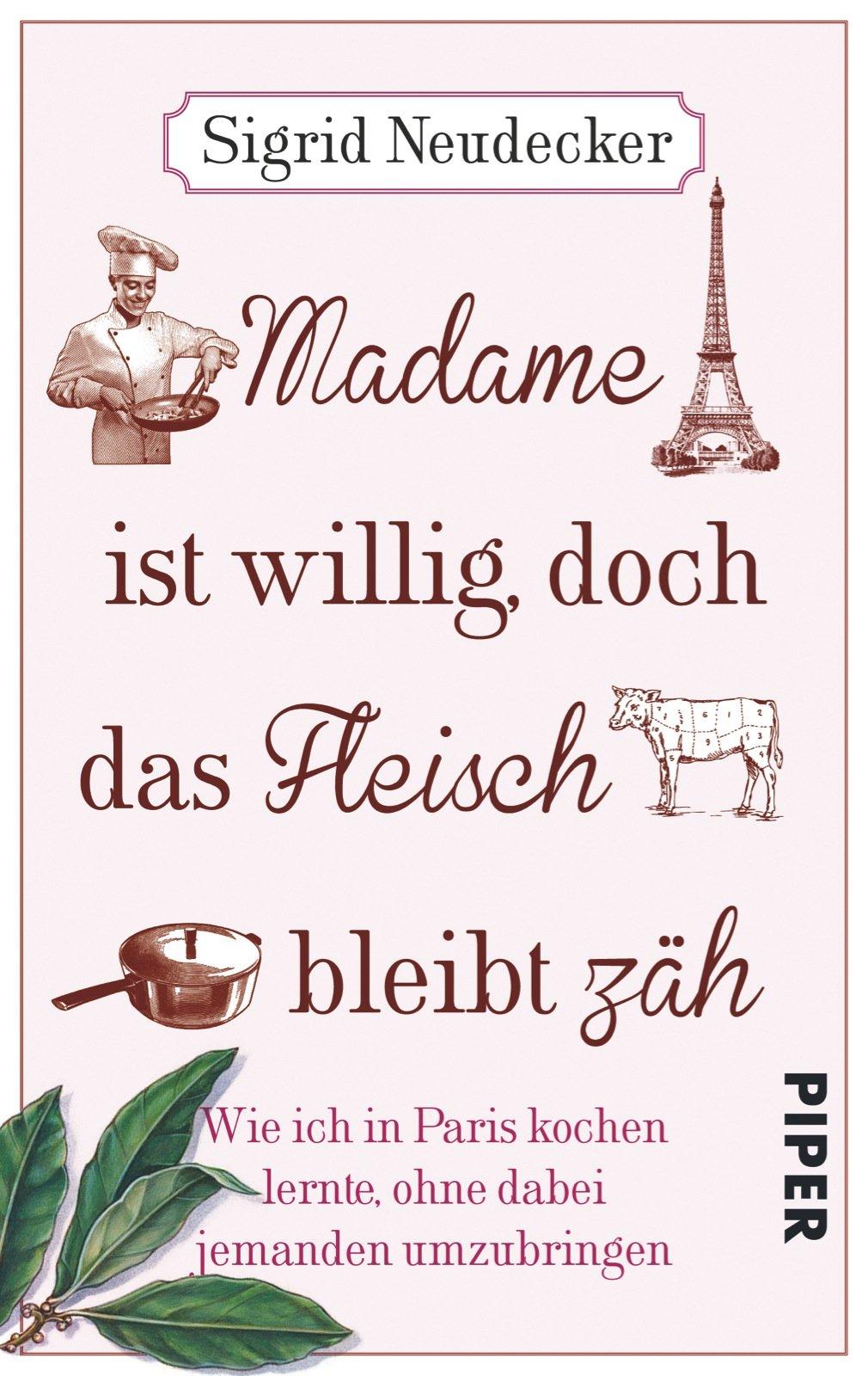 """Madame ist willig…"""