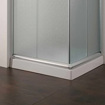 cabine paroi douche 73x91 73x91 h185 cm opaque mod alabama bricolage m69. Black Bedroom Furniture Sets. Home Design Ideas