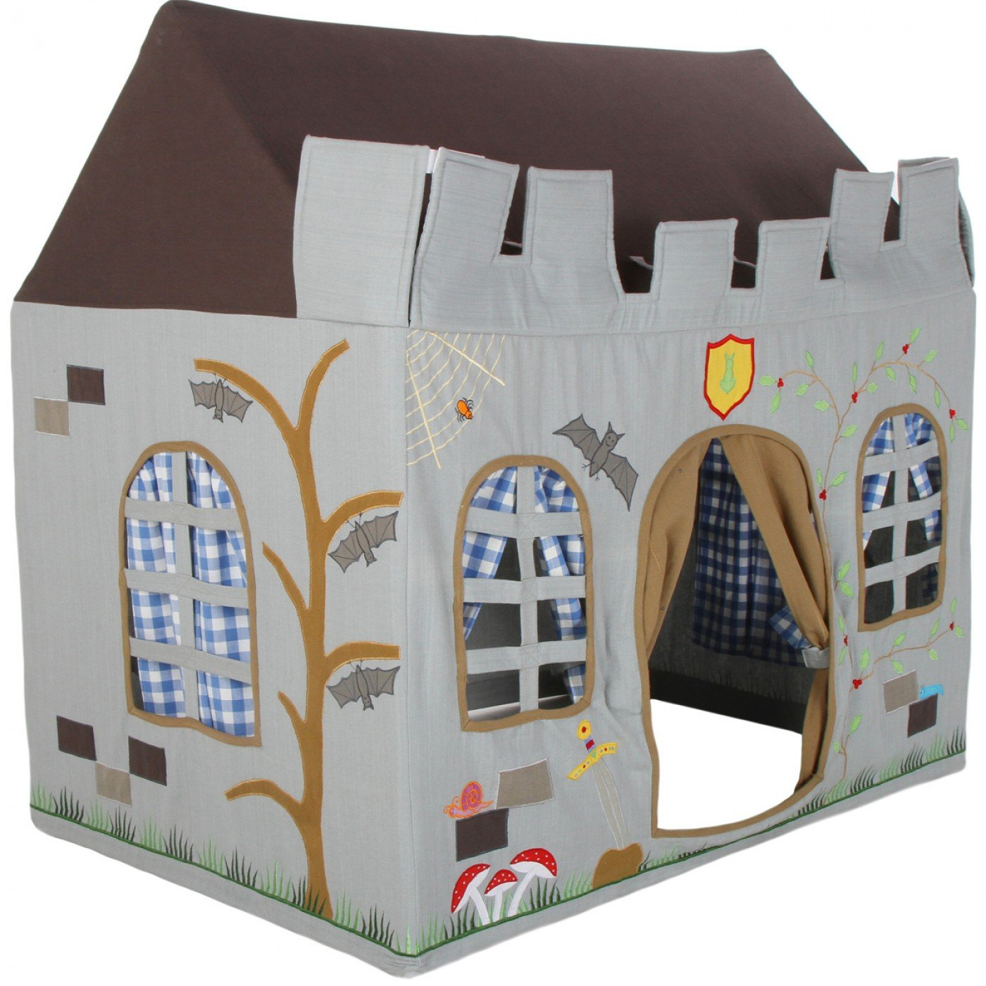 Knight's Castle Playhouse (Win Green – Spielzelt Klein) günstig bestellen