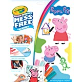Crayola Color Wonder Peppa Pig Coloring Pages, Mess Free Coloring, Gift for Kids, Age 3, 4, 5, 6 (Color: Color Wonder Peppa Pig)