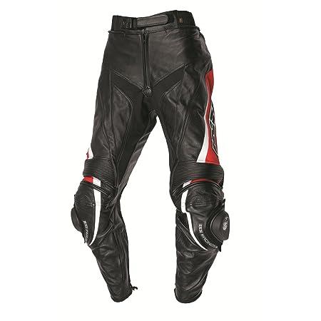 IXS - Pantalon - ROBIN II - Couleur : Noir/Rouge - Taille : 62