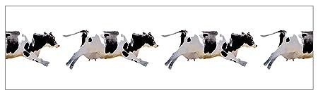 mySPOTTI 251073 profix Fliegende Kuh, Kuchenruckwand, 220 x 60 cm
