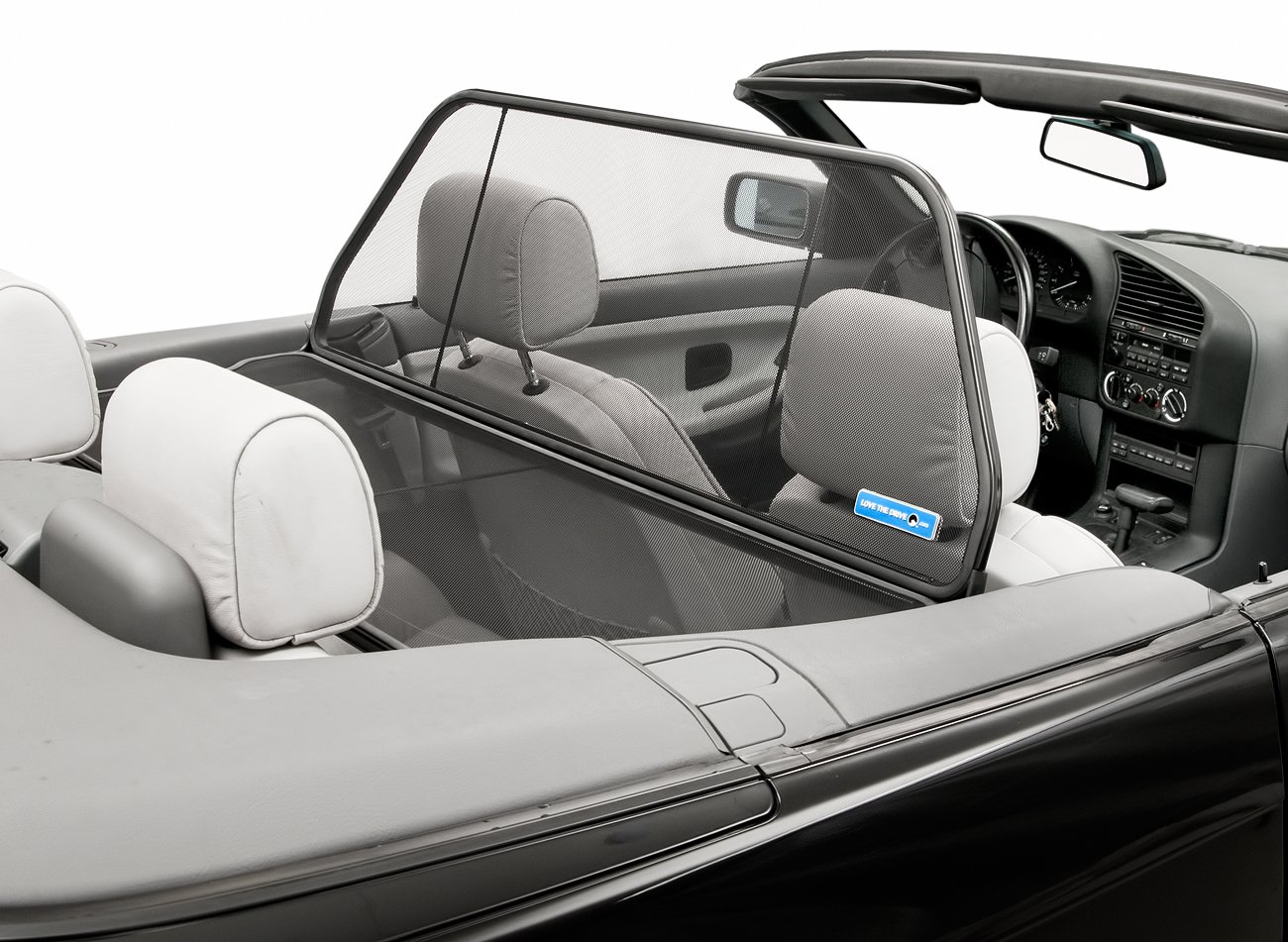 2008 Bmw M3 Convertible Wind Deflector