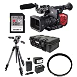 Panasonic AG-DVX200 4K Handheld Camcorder + 128gb Sony UHS-II Memory Card