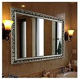 Rectangular Wall Mounted Mirror (38