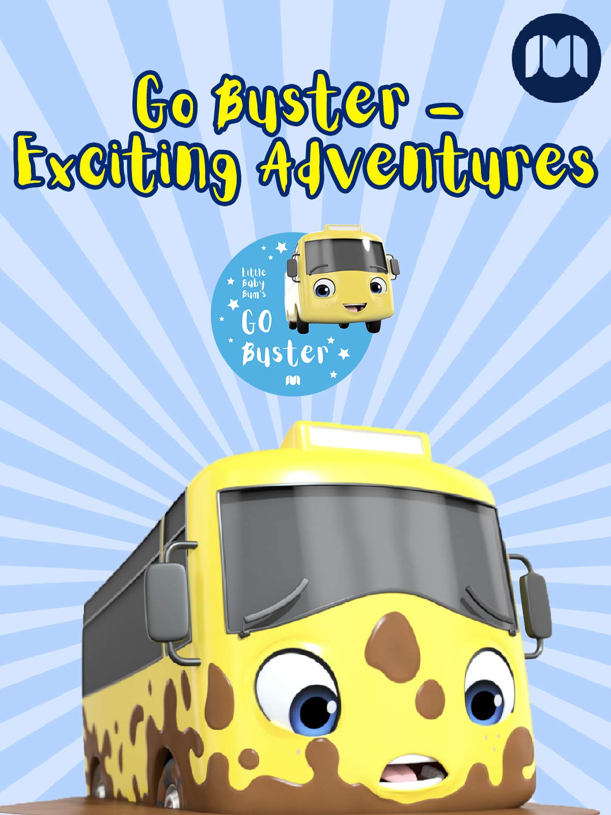 Go Buster - Exciting Adventures