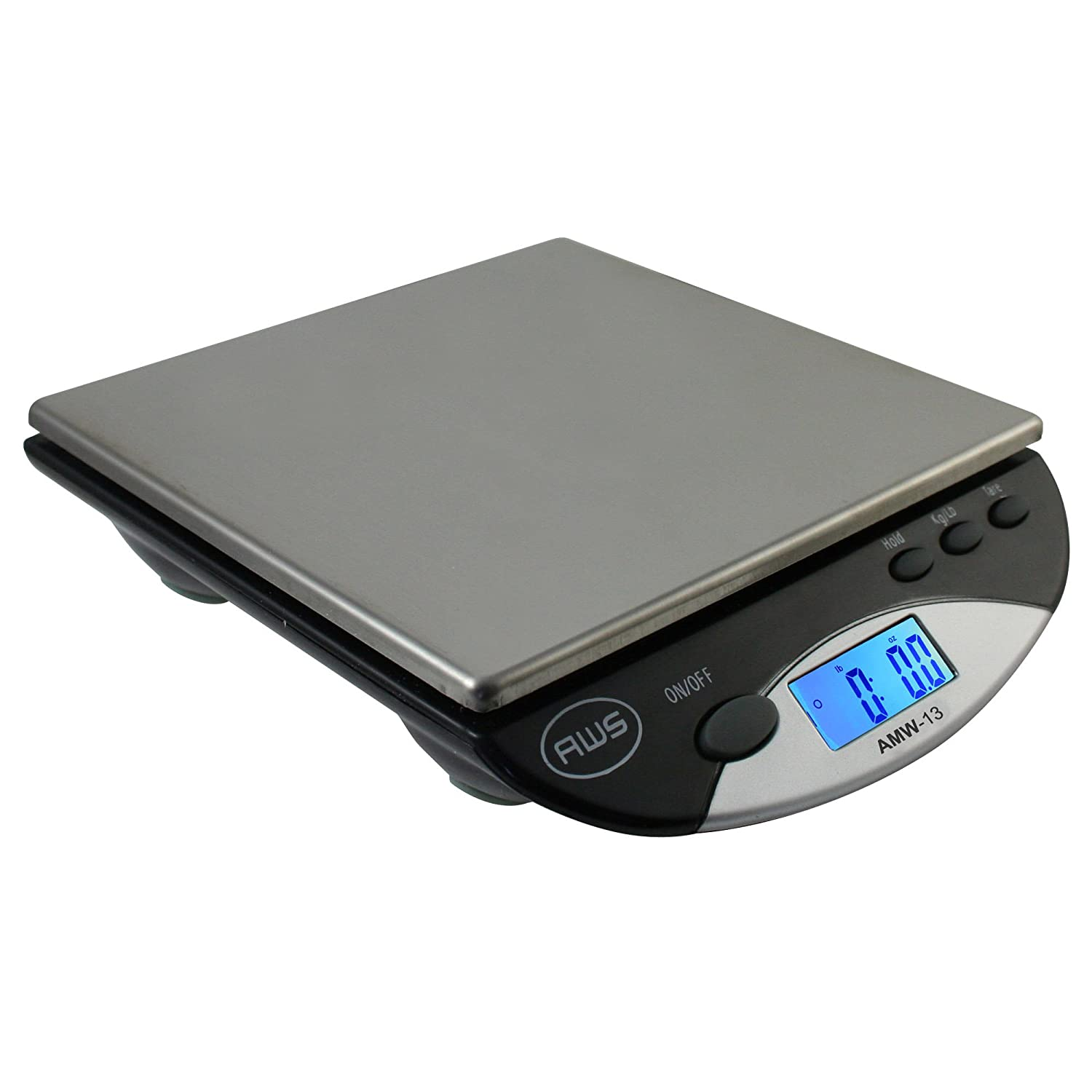 American weigh amw13 sl digital postal kitchen scale for How much is a kitchen scale