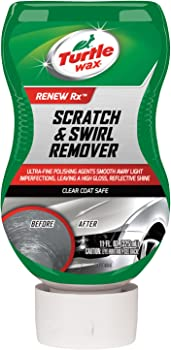 Turtle Wax Scratch and Swirl Remover 11-Oz. Bottle