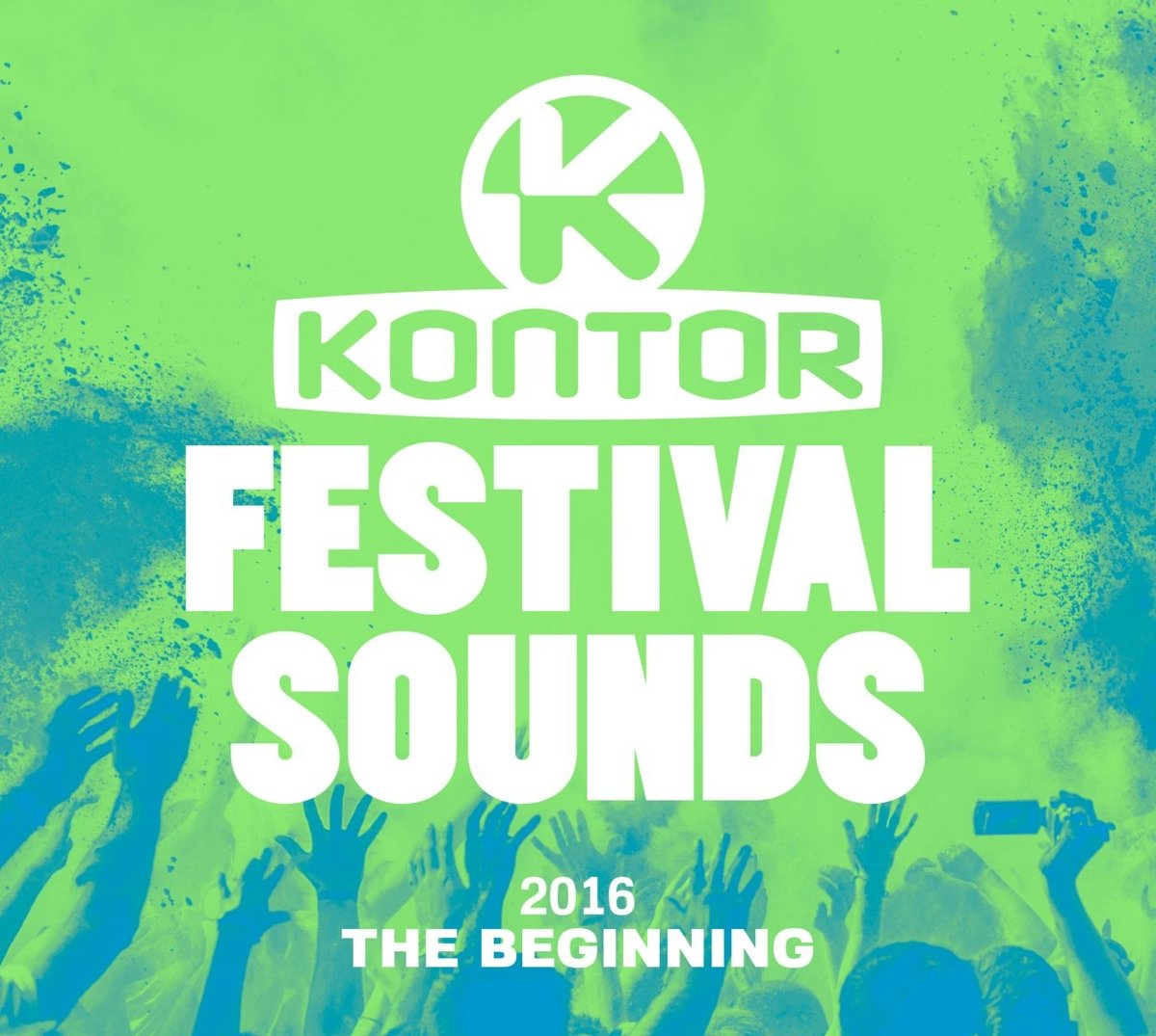 VA-Kontor Festival Sounds 2016-The Beginning-3CD-2016-VOiCE Download