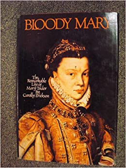a biography of mary tudor Princess mary rose tudor was born to henry vii and elizabeth of york on mar 18, 1496 and was the youngest child of the king and queen to live past childhood.