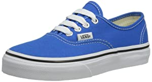 Vans T Authentic, Baskets mode mixte bébé   Commentaires en ligne plus informations