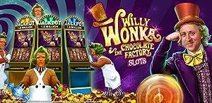 Willy Wonka Slots Free Casino by Zynga Game Network