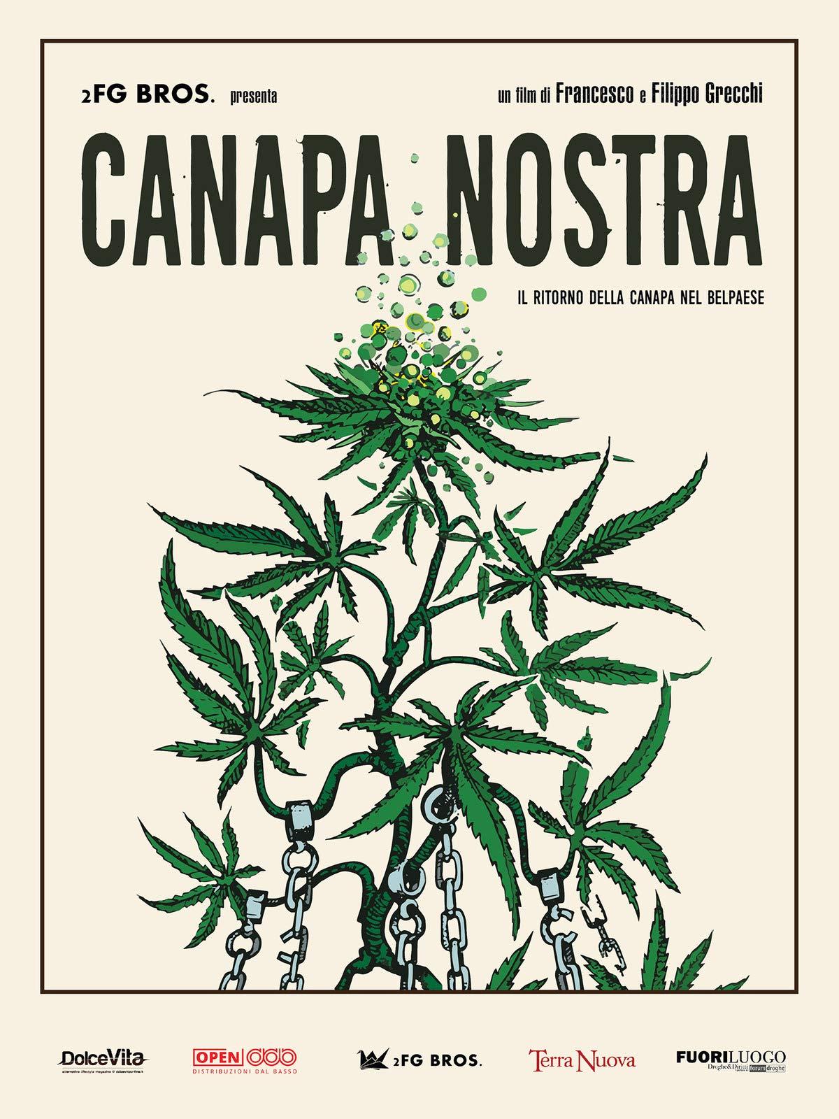 Canapa Nostra on Amazon Prime Video UK