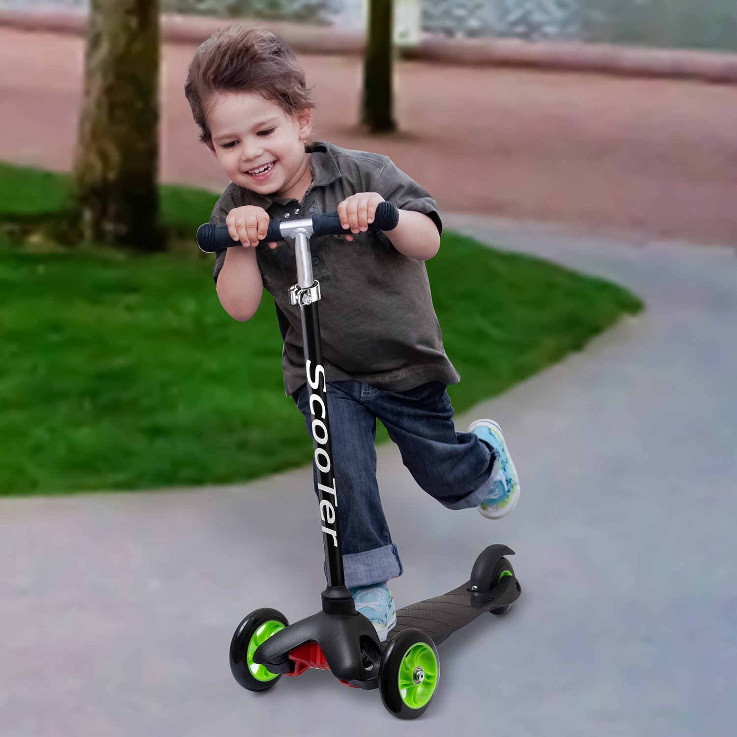 OxGord Scooter for Kids