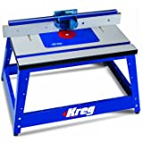 Kreg PRS2100 Precision Benchtop 16-inch x 24-inch MDF Portable Router Table New .#GH45843 3468-T34562FD84812