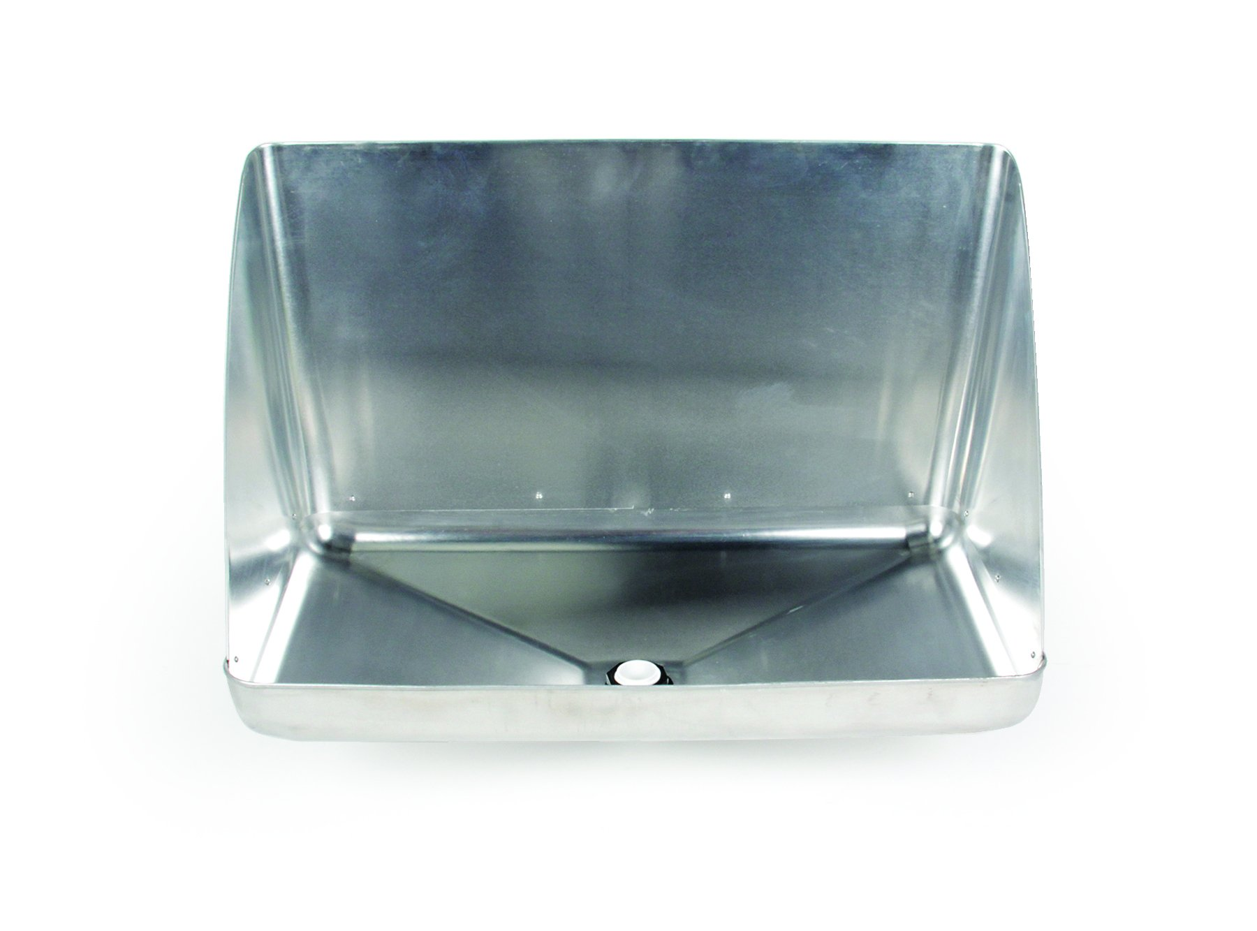 Camco 11432 Aluminum Tankless Water Heater Drain Pan With