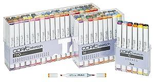 Copic Sketch Marker 36 Piece Sketch Basic Set (Color: Skin)