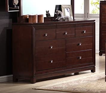 London Dresser (Espresso Finish)
