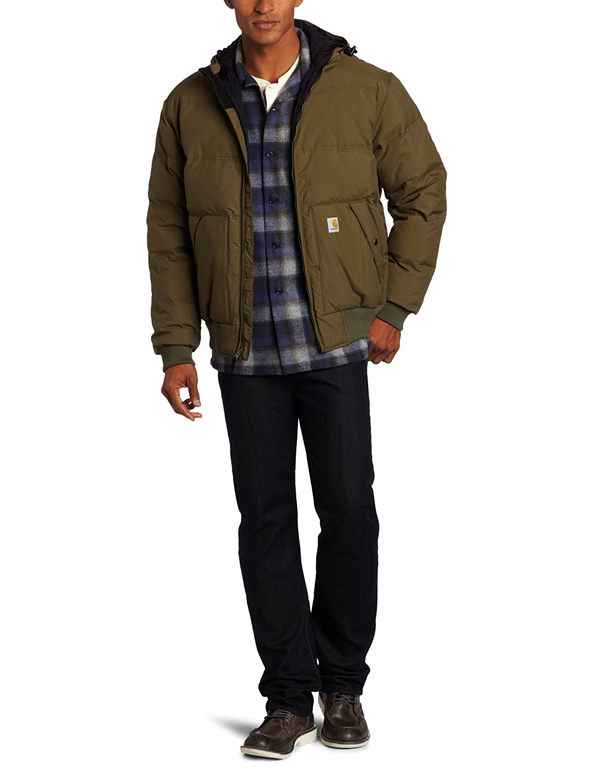 Carhartt Men's Down Kalkaska Active Jacket
