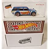 Hot Wheels Mexico Convention Limited Edition Real Riders - '71 Datsun Bluebird 510 Wagon (Only 7,000 Made!)
