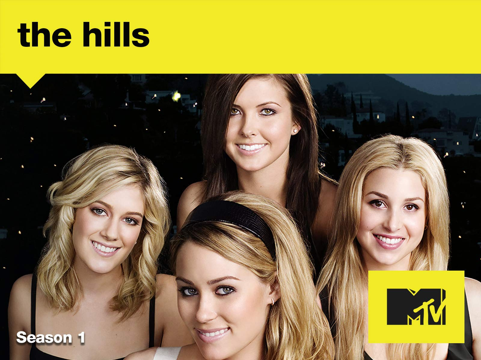 The Hills on Amazon Prime Video UK
