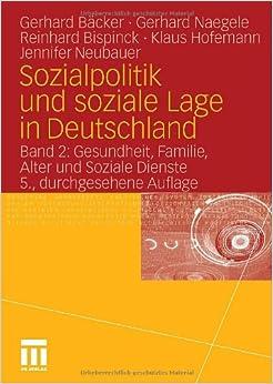 sozialpolitik und soziale lage in deutschland band 2. Black Bedroom Furniture Sets. Home Design Ideas