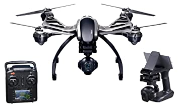 Yuneec Q500 4K Typhoon Set Quadcopter incl. Transportvalise
