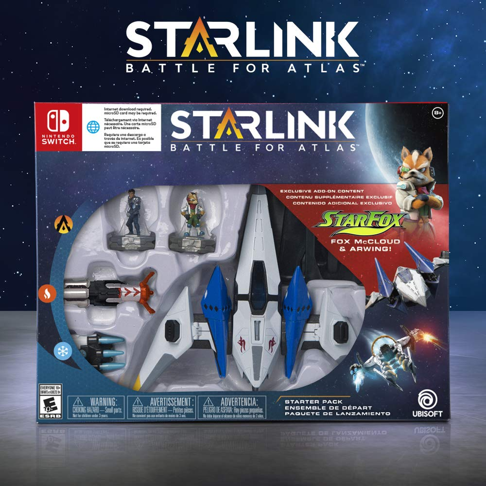 Starlink Battle Atlas