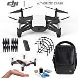DJI Tello Quadcopter Drone Starters Kit, Powered by DJI (Tamaño: Tello Bundle)