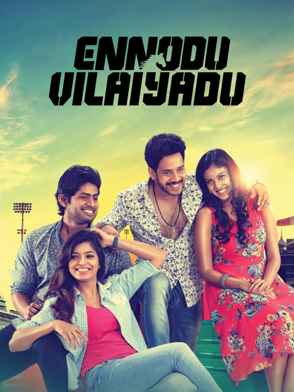 Ennodu Vilayadu on Amazon Prime Video UK
