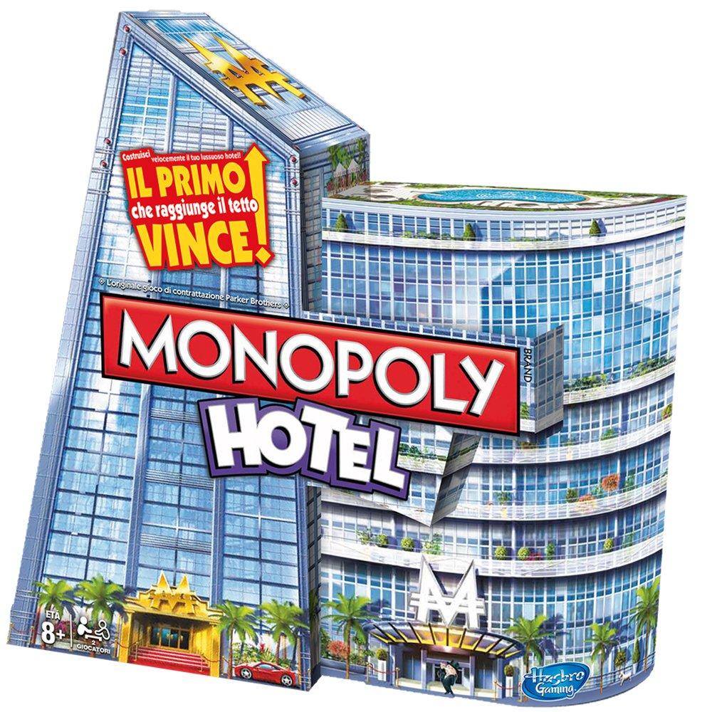 MONOPOLY HOTEL bestellen