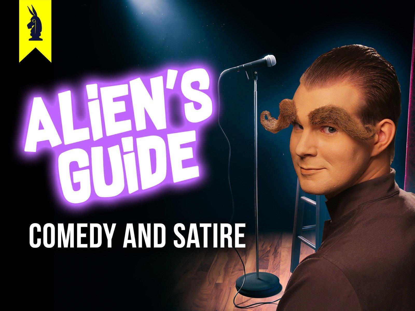 Alien's Guide to Cinema - Season 5