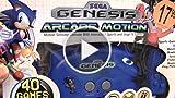 CGR Undertow - SEGA GENESIS ARCADE MOTION DUAL Hardware...