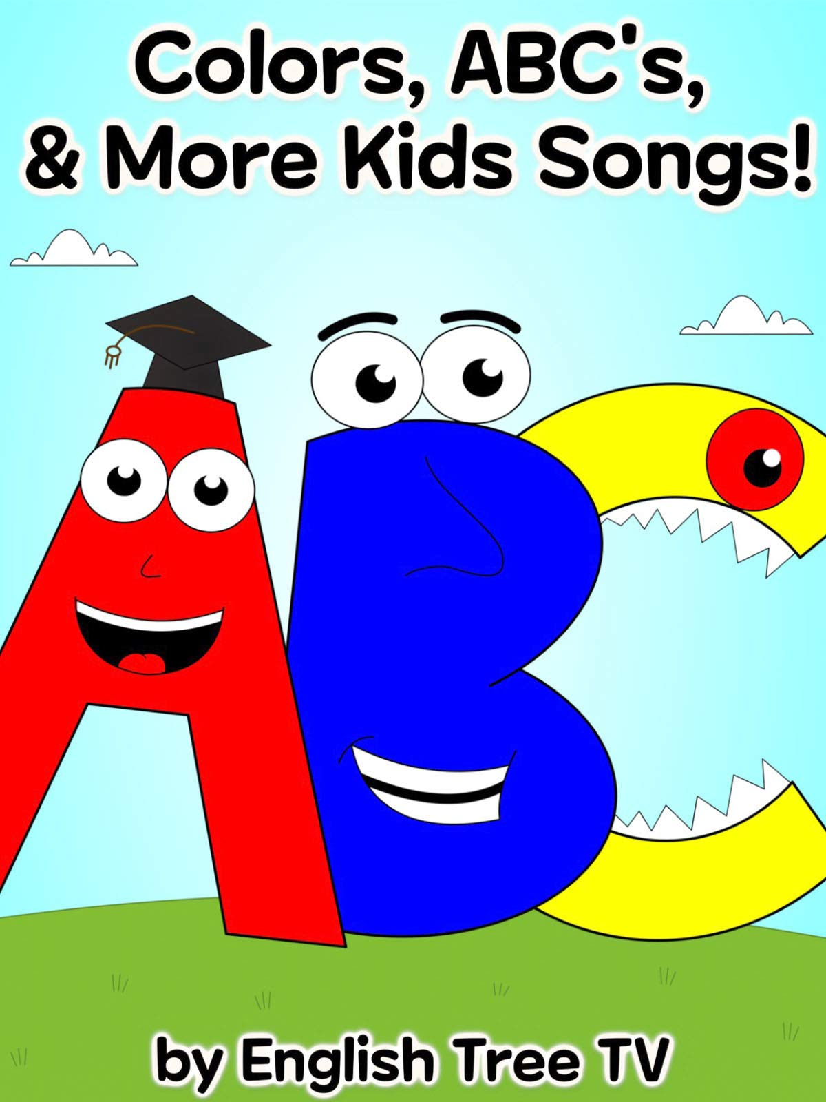Colors, ABC's  & More Kids Songs! by English Tree TV
