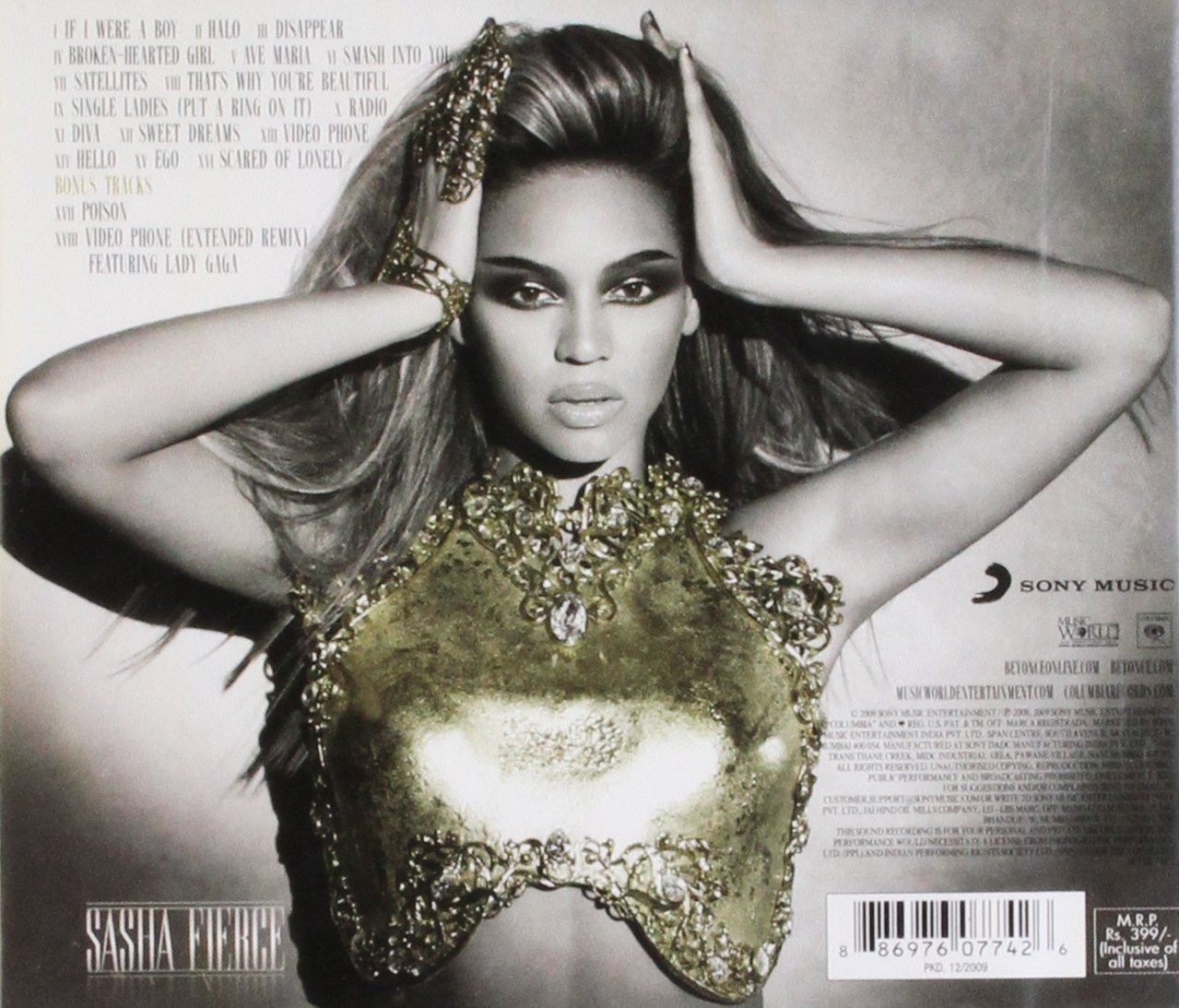 Beyonce - I Am...Sasha Fierce - Amazon.com Music