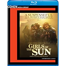Girls of the Sun [Blu-ray]