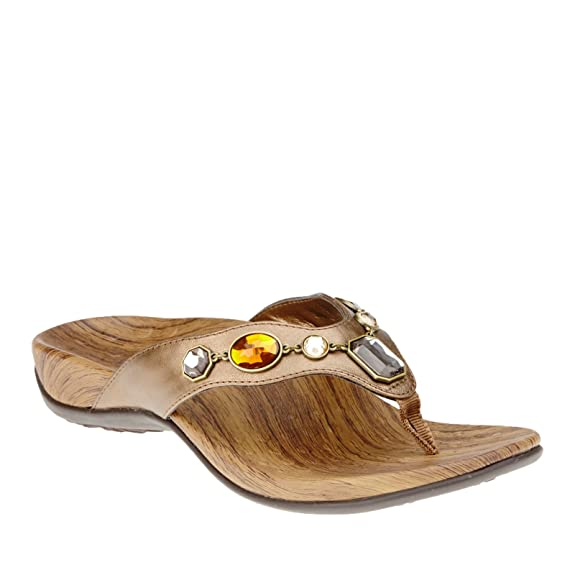 Women's New Colorway Vionic With Orthaheel Eve Thong Sandals Sale Online Multicolor Available