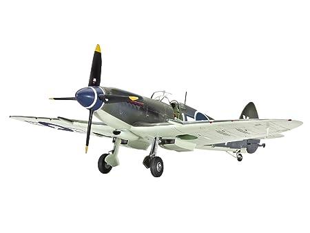 Revell - 64835 - Maquette - Model Set Supermarine Seafire