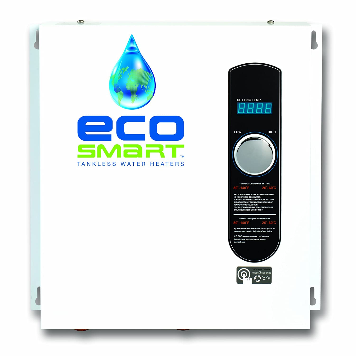 Ecosmart ECO 24 Tankless Water