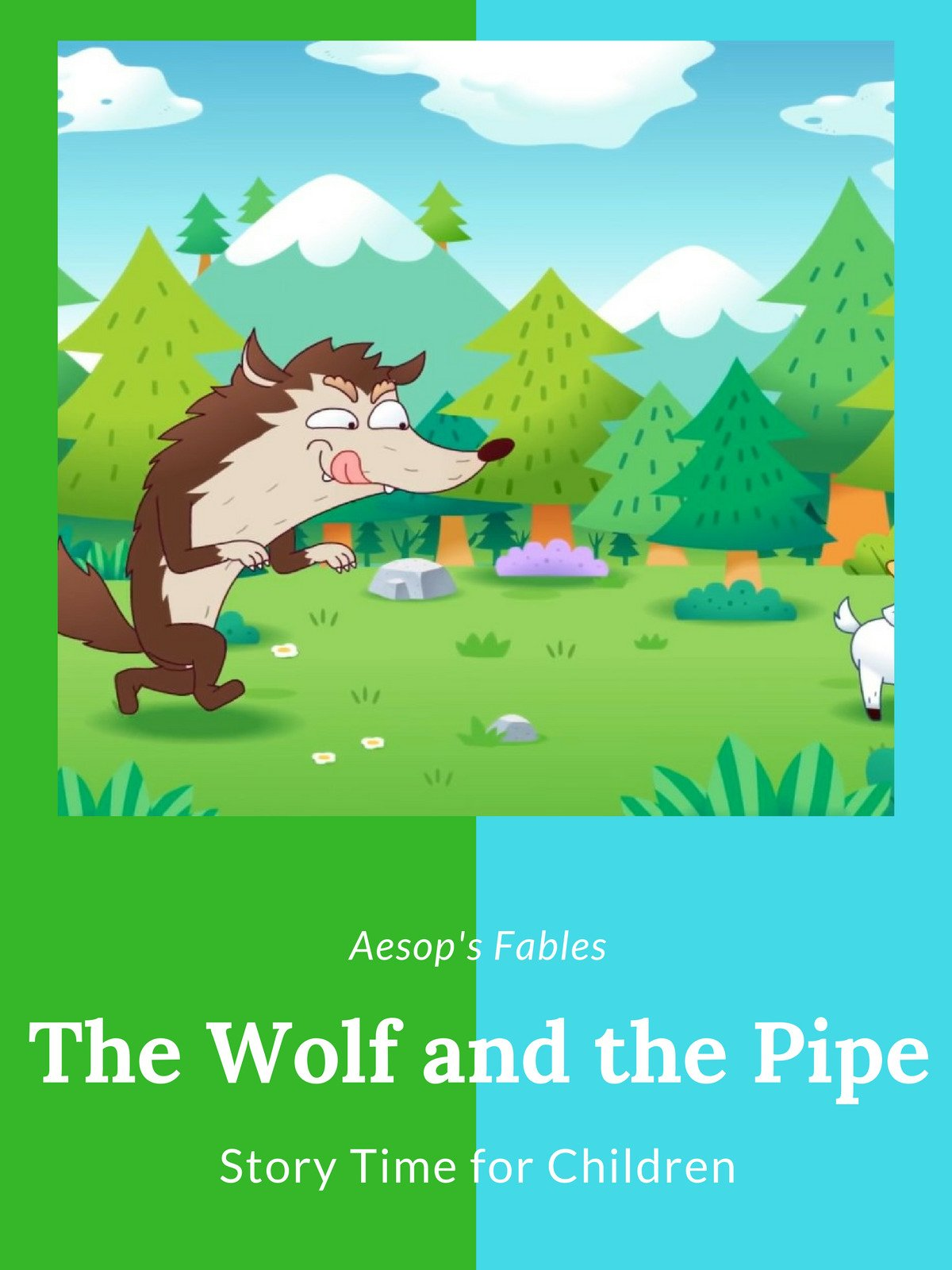 The Wolf and the Pipe