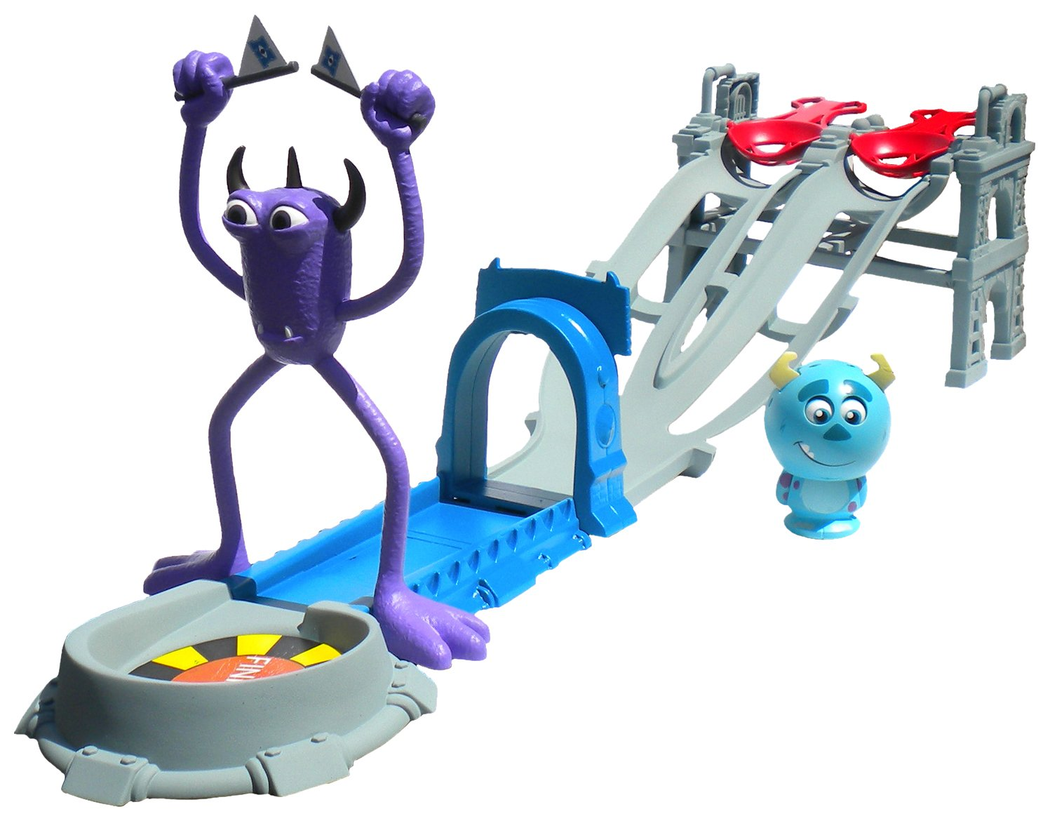 Monster Roll-A-Scare Playset – Toxic Race @ Amazon.in – Rs.468 – Baby Care & Toys