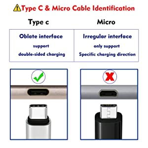 USB Type C Cable,[3 Pack] Extra Long Google Pixel 3 Charger Cable, Durable C Cable 10FT 6FT 3FT, Nylon Braided Charging Cord for Samsung Galaxy S8 S9 S10 Note 8 9,Google Pixel 2 XL,Moto G6,LG G5 G6 (Color: Black White, Tamaño: Black White)