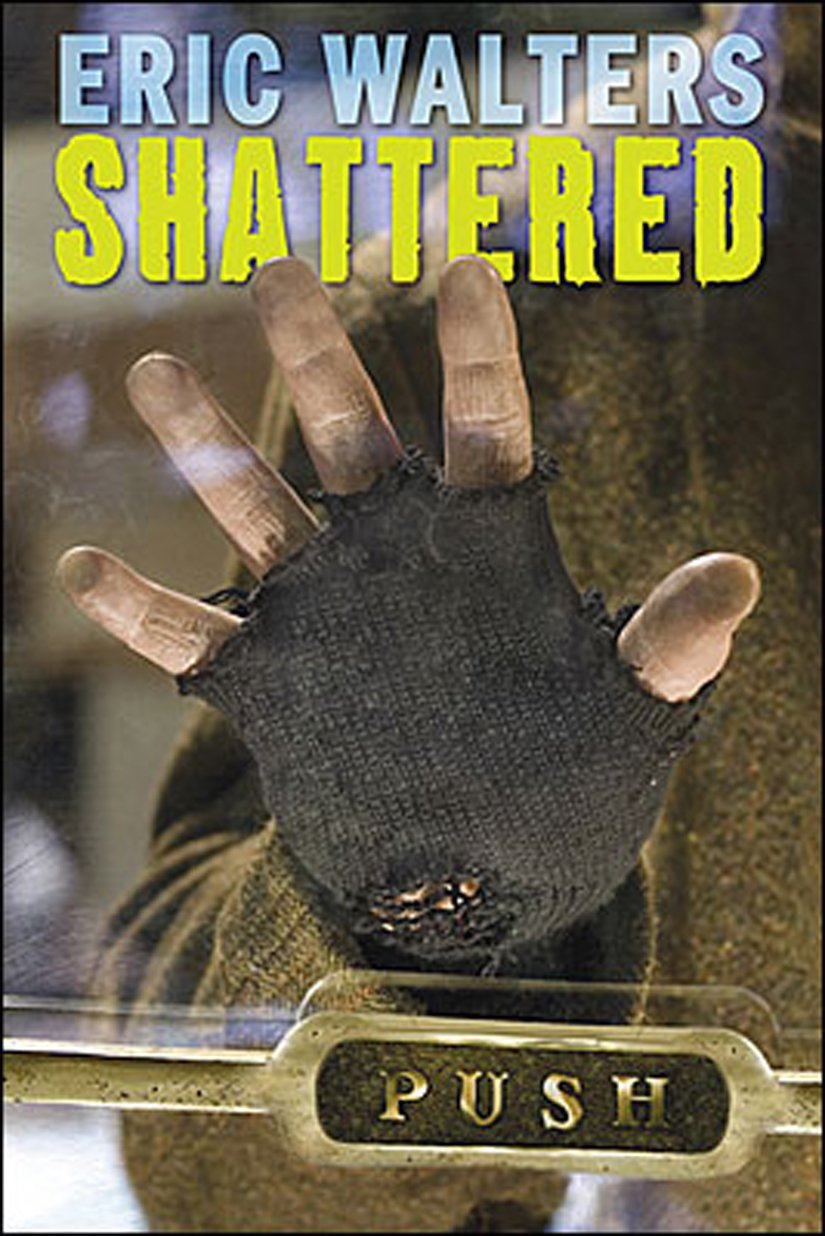 Eric Walters Shattered Shattered Ebook Eric Walters