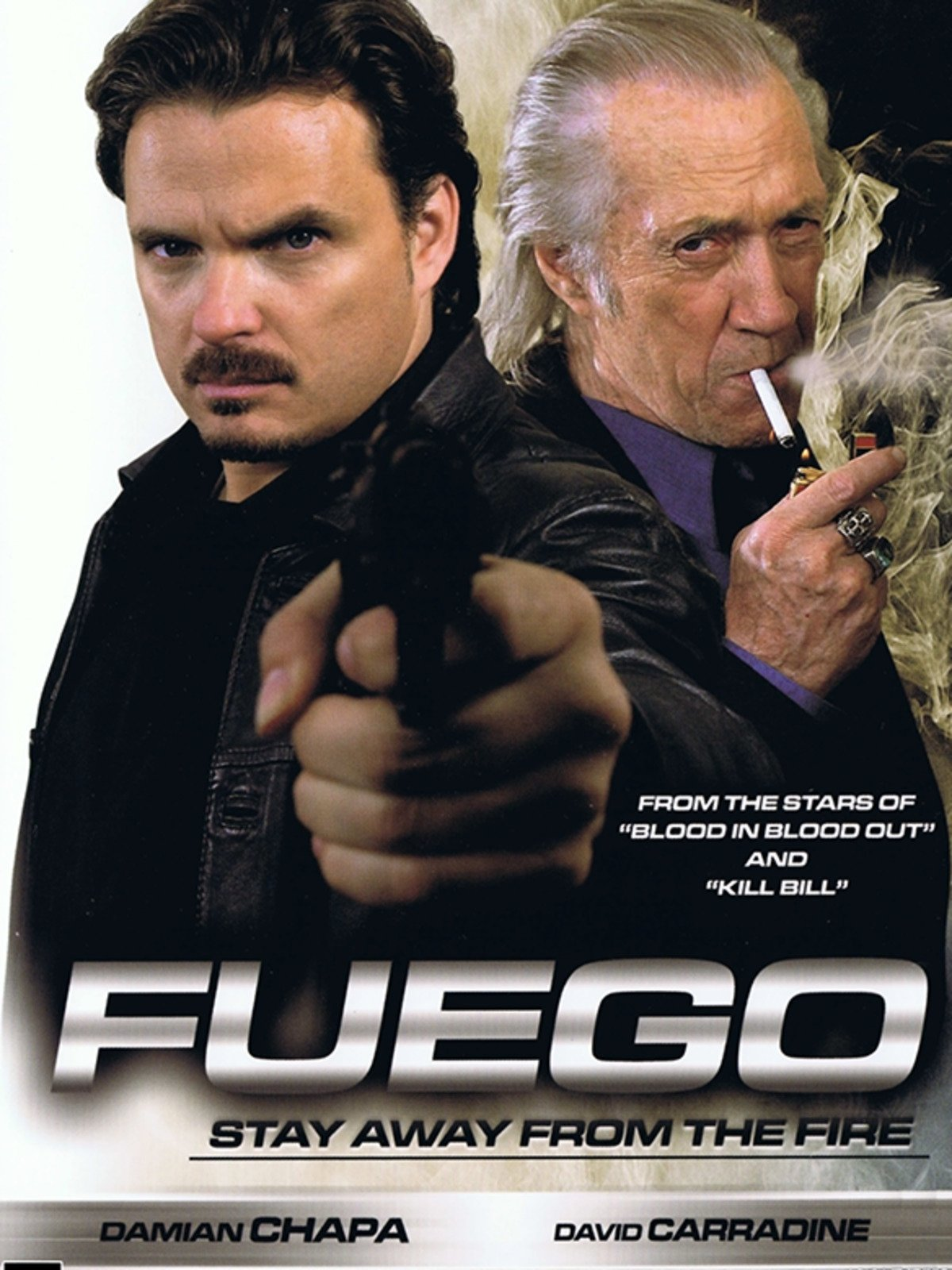 Fuego on Amazon Prime Video UK