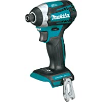 Makita LXT 18V Cordless Li-Ion 3-Speed Brushless 1/4 in. Impact Driver